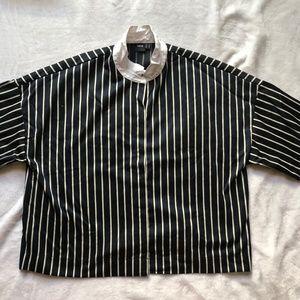 ASOS Pinstripe Shirt